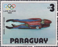 [Winter Olympic Games - Lake Placid, USA (1980), Typ CBH]
