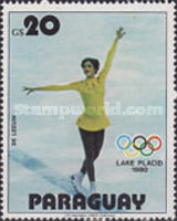 [Winter Olympic Games - Lake Placid, USA (1980), Typ CBN]