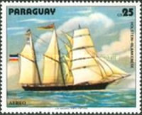[Airmail - Sailing Ship Paintings, Typ CBZ]