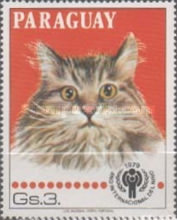 [International Year of the Child - Cats, Typ CCC]