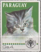 [International Year of the Child - Cats, Typ CCD]