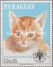 [International Year of the Child - Cats, Typ CCF]