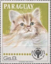 [International Year of the Child - Cats, Typ CCH]