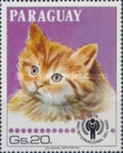 [International Year of the Child - Cats, Typ CCI]