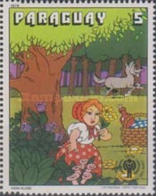 [International Year of the Child - Grimm's Fairy  Tale