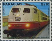 [Airmail - The 100th Anniversary of Electric Locomotives, Typ CDN]