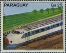 [Airmail - The 100th Anniversary of Electric Locomotives, Typ CDO]