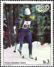 [Medal Winners of Winter Olympic Games - Lake Placid, USA, Typ CEM]