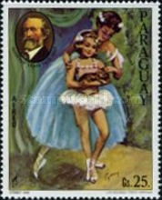 [Airmail - Composers and Ballet Scenes, type CFE]