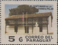[Airmail - The 200th Anniversary of Pilar City, type CFG]