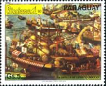 [International Stamp Exhibition - Ship Paintings, type CFT]