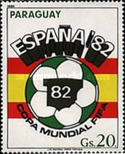[Football World Cup - Spain (1982) - Previous Winners, Typ CGK]