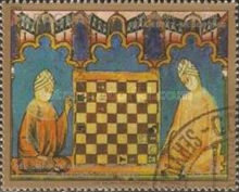 [Airmail - Chess Olympiad, Malta - Chess Miniatures, Typ CGT]