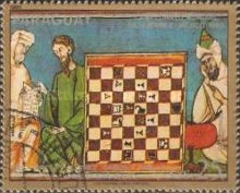 [Airmail - Chess Olympiad, Malta - Chess Miniatures, Typ CGW]