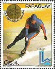 [Winners of Winter Olympic Games - Lake Placid, USA (1980), Typ CHJ]