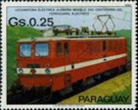 [The 100th Anniversary of the Electric Locomotive, Typ CHP]