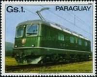 [The 100th Anniversary of the Electric Locomotive, Typ CHR]