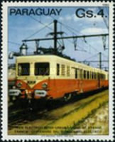 [The 100th Anniversary of the Electric Locomotive, Typ CHU]