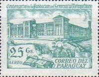 [Airmail - The 100th Anniversary of Metropolitan Seminary, Asuncion, type CIC]