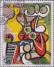[The 100th Anniversary of the Birth of Pablo Picasso, 1881-1973, Typ CKO]