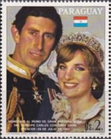 [Wedding of Prince Charles and Lady Diana Spencer, Typ CLI]