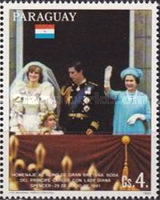 [Wedding of Prince Charles and Lady Diana Spencer, Typ CLK]