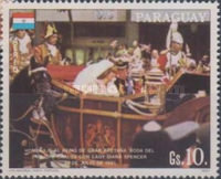 [Airmail - Wedding of Prince Charles and Lady Diana Spencer, Typ CLO]