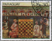 [Airmail - Chess Paintings, Typ CNP]