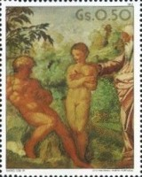 [The 500th Anniversary of the Birth of Raphael, 1483-1520, Typ COP]