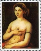 [The 500th Anniversary of the Birth of Raphael, 1483-1520, Typ COQ]