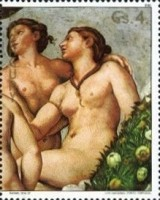 [The 500th Anniversary of the Birth of Raphael, 1483-1520, Typ COT]