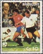 [Airmail - Winners of Football World Cup - Spain, Typ CPE]