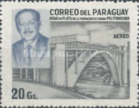 [Airmail - The 25th Anniversary of President Stroessner City, Typ CQL3]