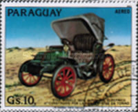 [Airmail - Old Automobiles, Typ CRX]