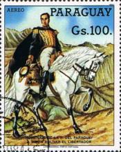 [Airmail - Animals, Simon Bolivar, and Boy Scouts, Typ CVC]