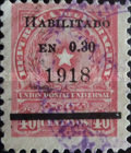 [Issue of 1913 Overprinted