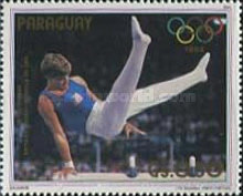 [Winners of the Summer Olympic Games - Los Angeles, USA 1984, Typ CYT]