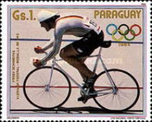 [Winners of the Summer Olympic Games - Los Angeles, USA 1984, Typ CYU]