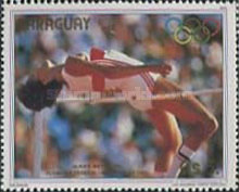 [Winners of the Summer Olympic Games - Los Angeles, USA 1984, Typ CYV]