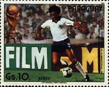 [Airmail - Football World Cup - Mexico 1986, Typ CZL]