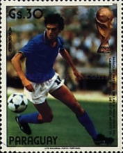 [Airmail - Football World Cup - Mexico 1986, Typ CZM]