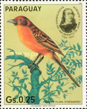 [Birds - The 200th Anniversary of the Birth of John James Audubon, 1785-1851, Typ DAI]