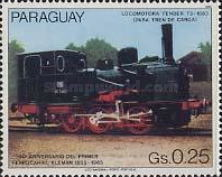 [The 150th Anniversary of German Railways, Typ DBL]