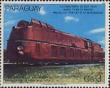 [The 150th Anniversary of German Railways, Typ DBP]