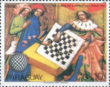 [Airmail - World Chess Federation Congress, Typ DBU]