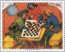 [Airmail - World Chess Federation Congress, Typ DBV]