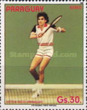[Airmail - Tennis Players, Typ DDV]