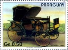 [The 100th Anniversary of Automobiles, Typ DDX]