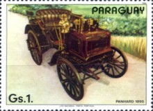 [The 100th Anniversary of Automobiles, Typ DDY]