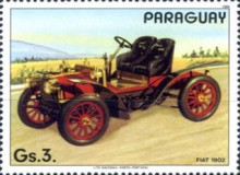 [The 100th Anniversary of Automobiles, Typ DEA]